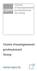 Centre d'enseignement professionnel, Vevey