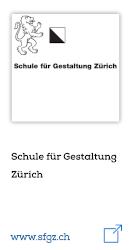 Schule für Gestaltung Zürich